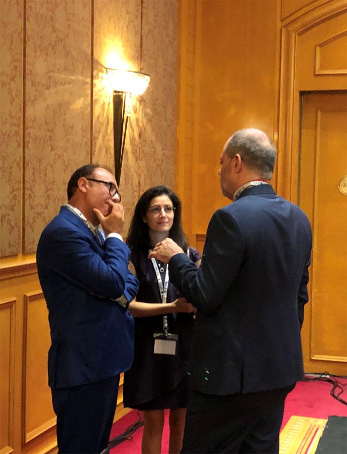 Dr Marwan Abboud au Lebanese descent 2019