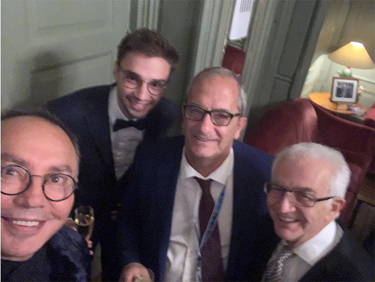 Dr Marwan Abboud au 3rd Norwegian America aesthetic surgery meeting (oslo 2019)